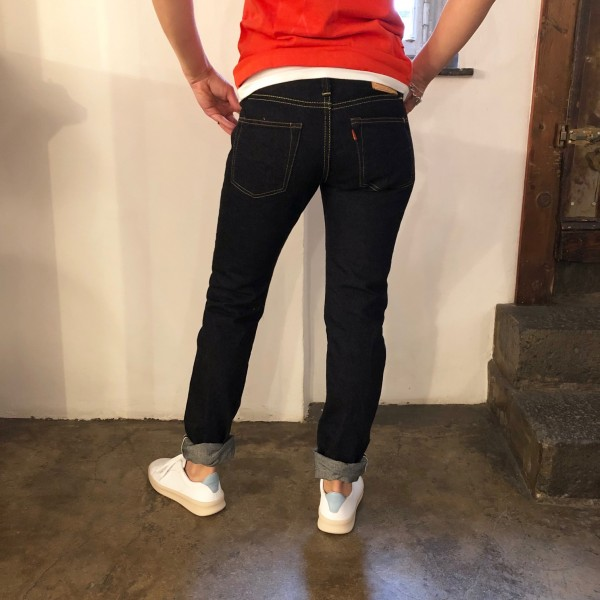 the strike gold x stuf|f | sgxsfgo2 12oz lightweight slub jeans w
